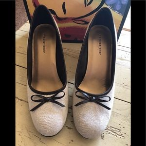 Predictions natural with brown trim pumps new 7.5